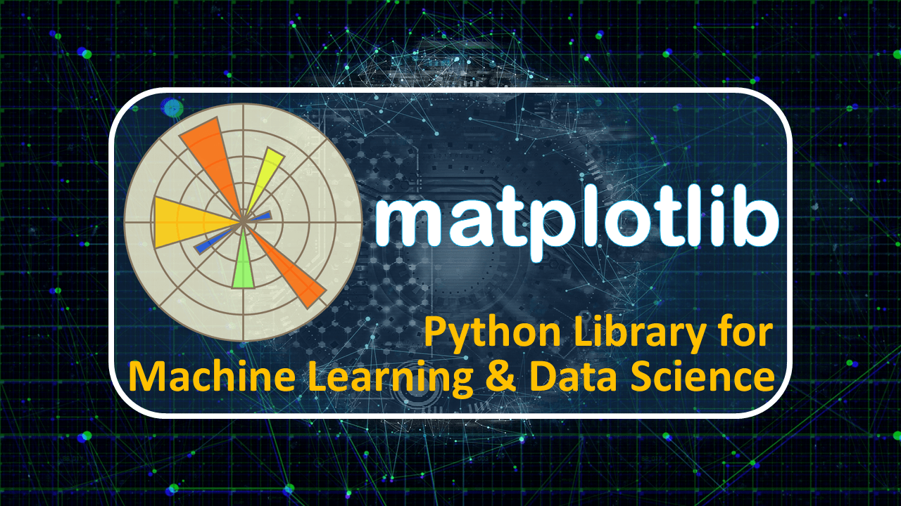 Python Matplotlib Tutorial