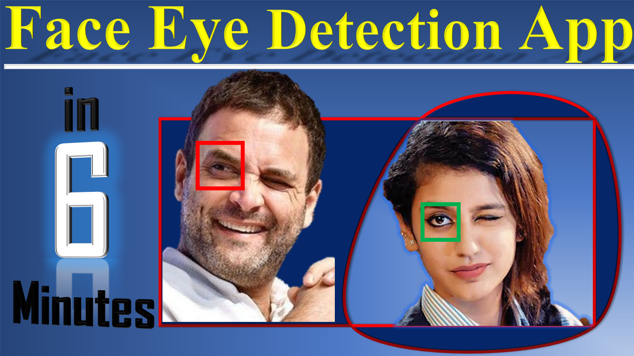 face eye detection app