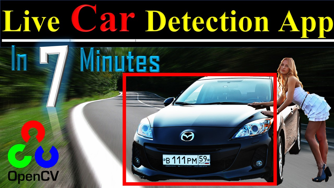 live car detection app