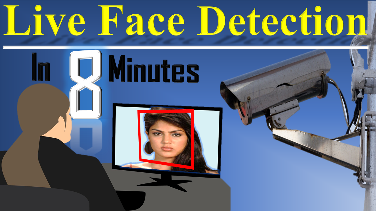 live face detection app